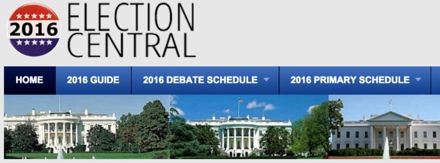 2016ElectionCentral