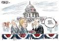 "Jeff Koterba cartoon for March 1, 2016 ""Hillary Email"""