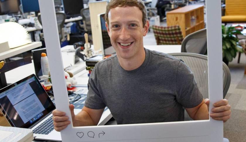 A reader noticed tape on Mark Zuckerberg's laptop. (Photo: Facebook/Mark Zuckerberg)