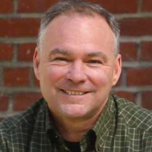 Democratic Vice Presidential nominee Tim Kaine