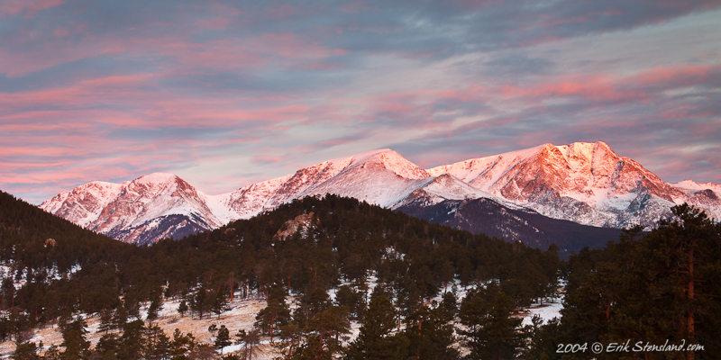 """""""December Pastels."""" © Erik Stensland. Published with permission."""