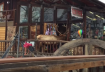 Bull elk enters Estes Park gift shop