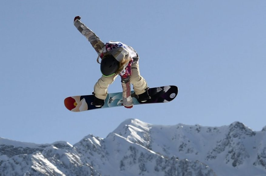 Women's snowboarding slopestyle (Photo : Reuters)