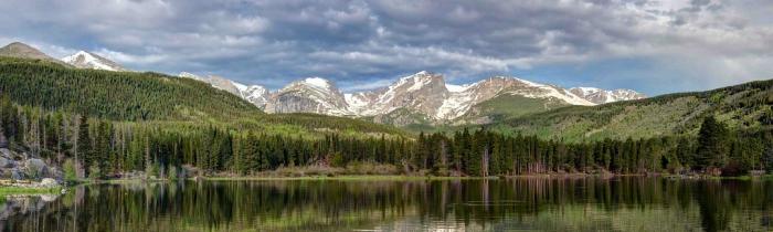Rocky Mountain National ParkRocky Mountain National Park