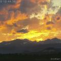 Indian Peaks sunset