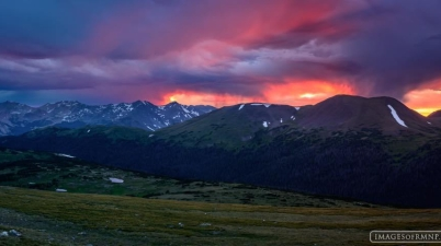 Untitled view from Trail Ridge Road. © Erik Stensland.